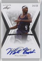 Will Barton #/25