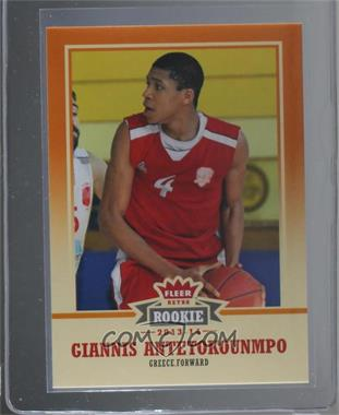 2013-14 Fleer Retro - [Base] #47 - Giannis Antetokounmpo [Mint or Better]