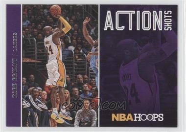 2013-14 NBA Hoops - Action Shots #12 - Kobe Bryant