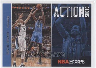 2013-14 NBA Hoops - Action Shots #3 - Kevin Durant