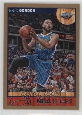 2013-14 NBA Hoops - [Base] - Gold #143 - Eric Gordon