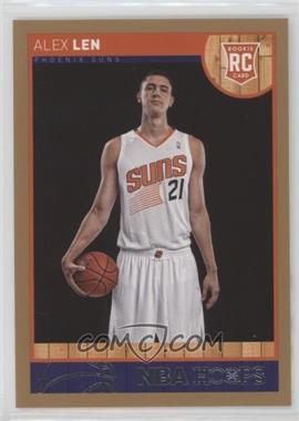 2013-14 NBA Hoops - [Base] - Gold #265 - Alex Len