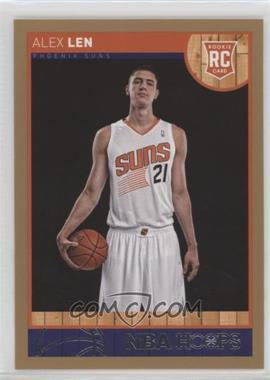 2013-14 NBA Hoops - [Base] - Gold #265 - Alex Len