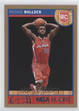 2013-14 NBA Hoops - [Base] - Gold #285 - Reggie Bullock