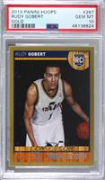 Rudy Gobert [PSA 10 GEM MT]