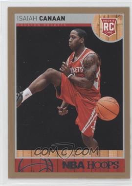 2013-14 NBA Hoops - [Base] - Gold #291 - Isaiah Canaan
