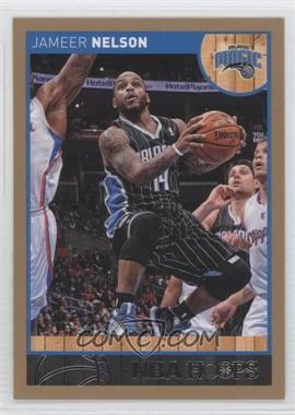 2013-14 NBA Hoops - [Base] - Gold #53 - Jameer Nelson