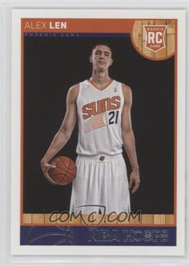 2013-14 NBA Hoops - [Base] - Red Back #265 - Alex Len