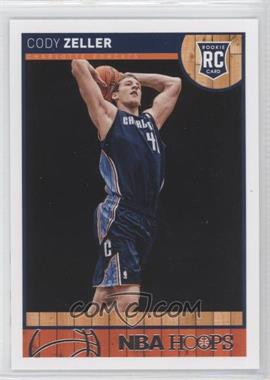 2013-14 NBA Hoops - [Base] #264 - Cody Zeller