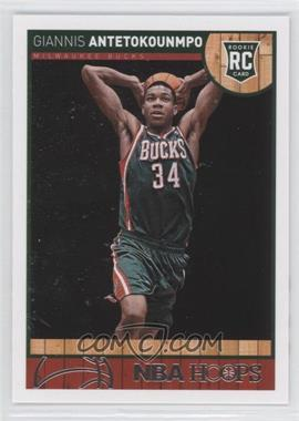 2013-14 NBA Hoops - [Base] #275 - Giannis Antetokounmpo
