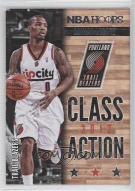 2013-14 NBA Hoops - Class Action #1 - Damian Lillard