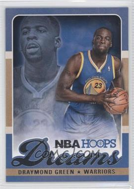 2013-14 NBA Hoops - Dreams #17 - Draymond Green