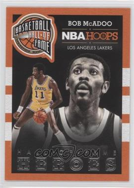 2013-14 NBA Hoops - Hall of Fame Heroes #2 - Bob McAdoo