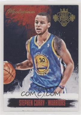 2013-14 Panini Court Kings - Masterpieces #19 - Stephen Curry /175