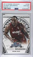 Alonzo Mourning [PSA 10 GEM MT] #/1