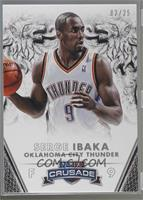 Serge Ibaka [Noted] #/25