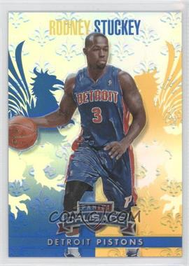 2013-14 Panini Crusade - Crusade - Blue #236 - Rodney Stuckey