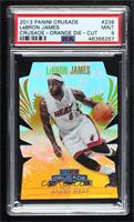 LeBron James [PSA 9 MINT] #/99