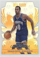 Dell Curry #/99