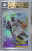 LeBron James [BGS 9.5 GEM MINT] #/49