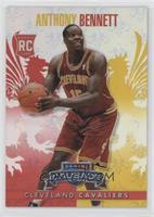 Anthony Bennett #/349