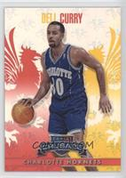 Dell Curry #/349