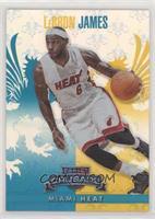 LeBron James #199/249