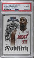 Alonzo Mourning [PSA 10 GEM MT] #/25