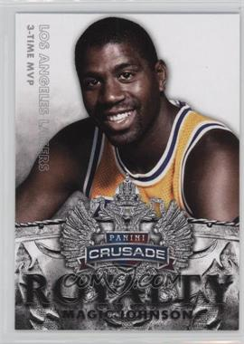 2013-14 Panini Crusade - Royalty #25 - Magic Johnson