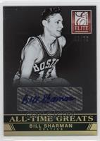 Bill Sharman /75