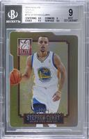 Stephen Curry [BGS9MINT] #/24