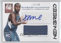 Shabazz Muhammad #/199