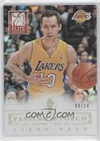 Goran Dragic, Steve Nash /24