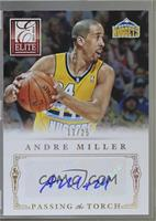 Andre Miller, Ty Lawson [Noted] #/25