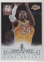 James Harden, Kobe Bryant