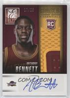 Anthony Bennett #/25