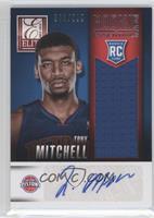 Tony Mitchell #/599