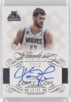 Kevin Love #/25