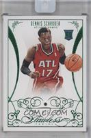 Dennis Schroder /5 [Uncirculated]