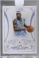 Ty Lawson [Uncirculated] #/1