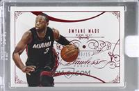 Dwyane Wade [Uncirculated] #/15