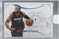 Dwyane Wade [Uncirculated] #/10