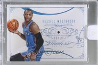 Russell Westbrook [Uncirculated] #/10