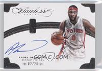 Andre Drummond #/20