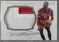 Dwight Howard [Noted] #/10