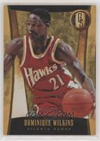 Dominique Wilkins #/199
