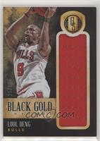Luol Deng [Noted] #/25