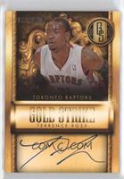 Terrence Ross [EX to NM] #/150