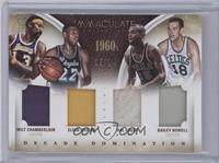 Bailey Howell, Elgin Baylor, Hal Greer, Wilt Chamberlain /14