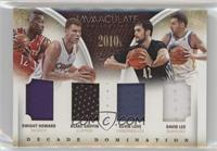 Blake Griffin, David Lee, Dwight Howard, Kevin Love /14